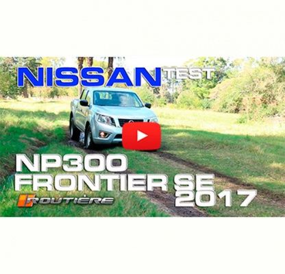 Nissan NP 300 Frontier SE