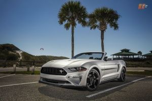 Ford revive otra leyenda: Mustang California Special 2019
