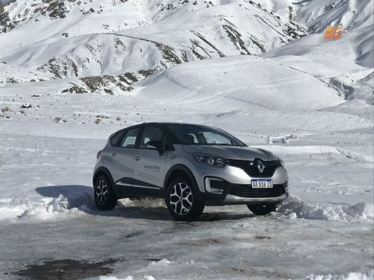Renault Winter Experience 2018